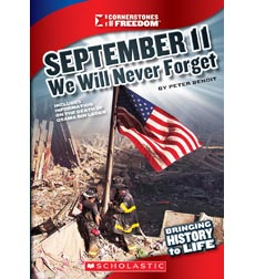 Cornerstones of Freedom™—Third Series: September 11 We Will Never Forget