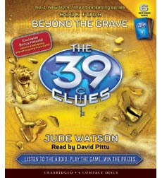 The 39 Clues Book 4 Audiobook: Beyond the Grave