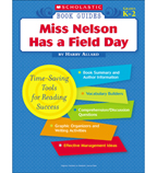 Scholastic Book Guides: Miss Nelson Has a Field Day