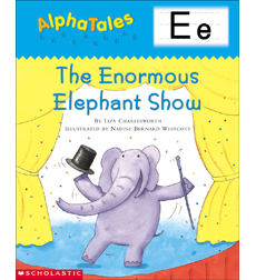 AlphaTales: E: The Enormous Elephant Show