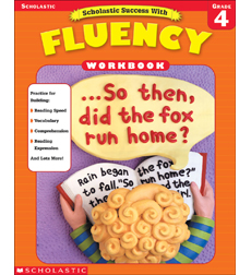 Scholastic Success With Fluency (Grade 4)