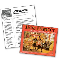 Lion Dancer: Ernie Wans Chinese New Year - Literacy Fun Pack Express