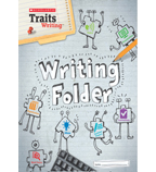 Pack of 25 Traits Writing Folder for Grades 6-8