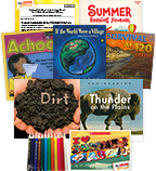 My Books Summer Grade 5 STEM (5 Books)