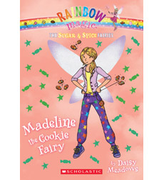Rainbow Magic-The Sugar & Spice Fairies: Madeline the Cookie Fairy