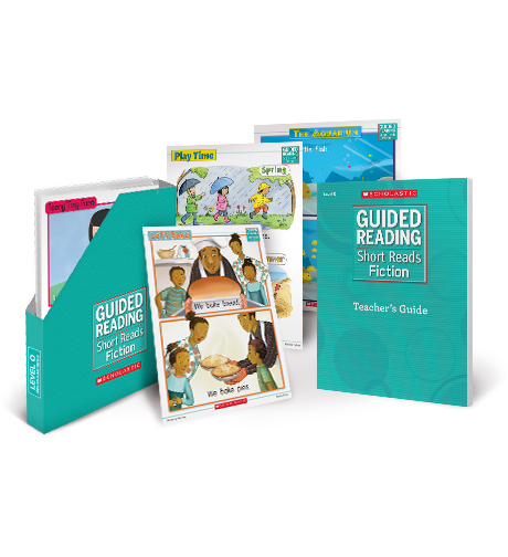 Guided Reading Short Reads Fiction Level A