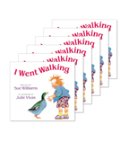 Guided Reading Set: Level C – I Went Walking