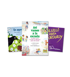 CLEARANCE: Spanish Book and Cassette Collection Grades PK-2