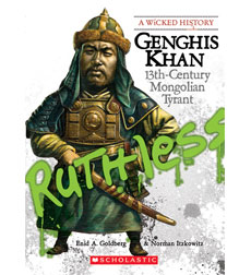 Genghis Khan 9780531125960