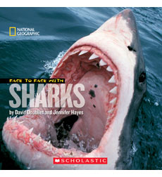 National Geographic: Face to Face with Sharks
