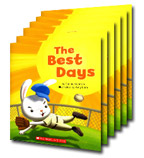 Guided Reading Set: Level B –The Best Days