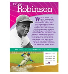 POP! Chart Notable African Americans: Robinson