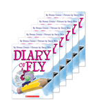Guided Reading Set: Level L – Diary of a Fly