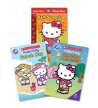 CLEARANCE: Hello Kitty Picture Clue Grades PreK-K
