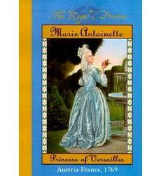 Royal Diaries: Marie Antoinette