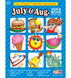 July & August Idea Book