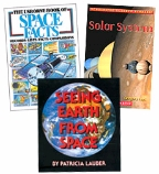 Scholastic Trio Individual Theme Unit Set 5, Science - Solar System, Grades 5-6