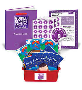 Guided Reading en español: Level 8
