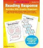 Reading Response Activities With Graphic Organizers