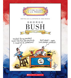 Getting to Know the U.S. Presidents: George Bush