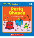 First Little Readers: Party Shapes (Level B)