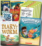 My Books Summer Grade 2 Fiction Focus (5 Books)