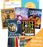 Summer Grade 8 Nonfiction Classroom Set