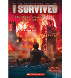 I Survived the Great Chicago Fire, 1871