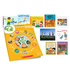 Knowledge Quest! Read-Aloud Collection: All About Me