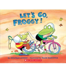 Froggy Books: Let's Go Froggy!