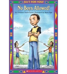 No Boys Allowed!