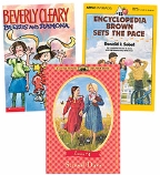 Scholastic Trio Individual Theme Unit Set 4, Language Arts - Grade 4 Favorites, Grades 4-5