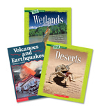 CLEARANCE: Landforms Grades 3-5