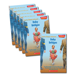 Guided Reading Set: Level H - Let's Read About... Ruby Bridges
