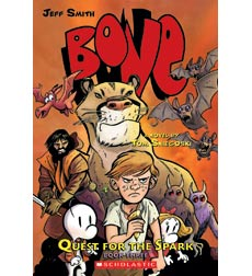 Bone: Quest for the Spark: Quest for the Spark, Book Three
