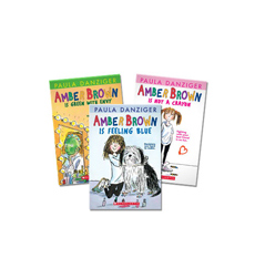 CLEARANCE: Amber Brown Grades 2-4