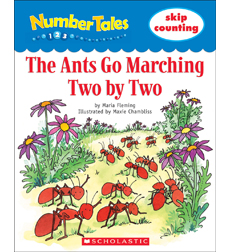 Number Tales: The Ants Go Marching Two by Two
