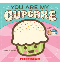 You Are my Cupcake / We Belong Together Flip Book
