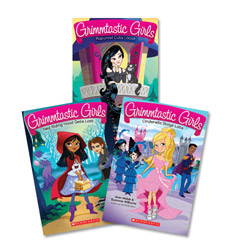 CLEARANCE: Grimmtastic Girls #1-4 Grades 3-7