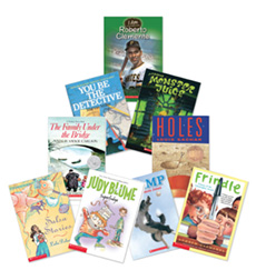 CLEARANCE: Super Fiction Library Grades 4-6