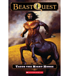 Beast Quest: Tagus the Night Horse