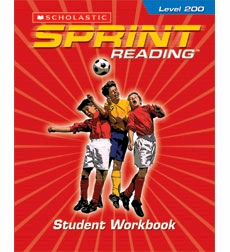 Sprint Reading Upper Elementary Level 200 Student Workbook