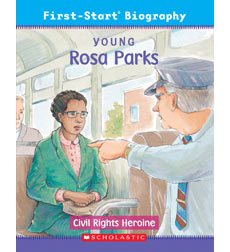 Young Rosa Parks 9780439792363