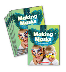 Guided Reading Set: Level E – Masking Masks