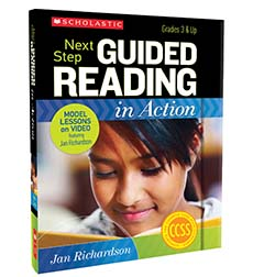 Next Step Guided Reading in Action (Grades 3 & Up)