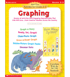 Best-Ever Activities for Grades 2-3: Graphing