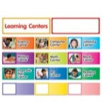 Learning Centers Pocket Chart Add-ons