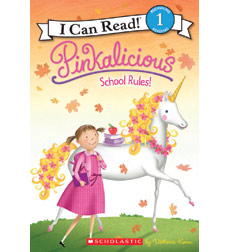 Pinkalicious—I Can Read!™ Level 1: School Rules!