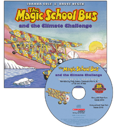 Magic School Bus, The and the Climate Challenge (Library Edition)