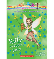 Rainbow Magic-The Baby Animal Rescue Fairies: Kitty the Tiger Fairy